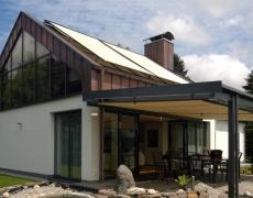 Erweiterung Wohnhaus